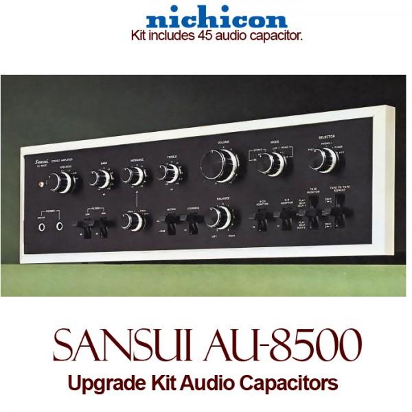 Sansui AU-8500 Upgrade Kit Audio Capacitors