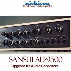 Sansui AU-9500 Upgrade Kit Audio Capacitors