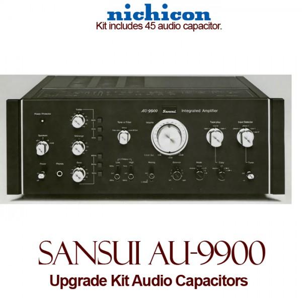 Sansui AU-9900 Upgrade Kit Audio Capacitors