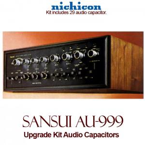 Sansui AU-999 Upgrade Kit Audio Capacitors