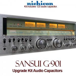 Sansui G-901 Upgrade Kit Audio Capacitors