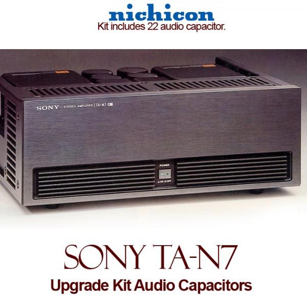 Sony TA-N7 Upgrade Kit Audio Capacitors