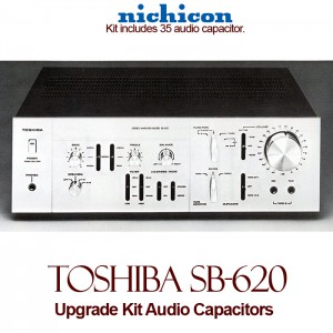 Toshiba SB-620 Upgrade Kit Audio Capacitors