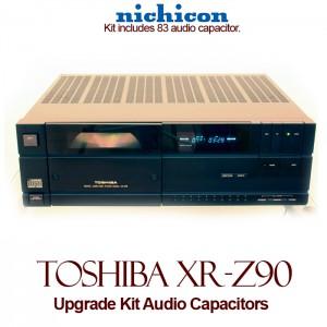 Toshiba XR-Z90 Upgrade Kit Audio Capacitors
