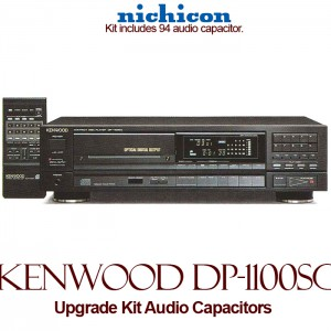 Kenwood DP-1100SG Upgrade Kit Audio Capacitors