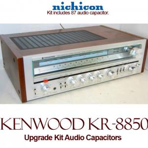 Kenwood KR-8850 Upgrade Kit Audio Capacitors