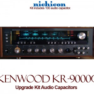 Kenwood KR-9000G Upgrade Kit Audio Capacitors