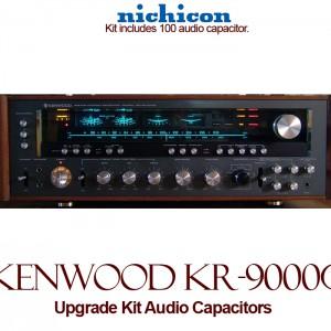 Kenwood KR-9000G Upgrade Kit Audio Capacitors