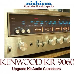 Kenwood KR-9060 Upgrade Kit Audio Capacitors