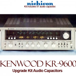 Kenwood KR-9600 Upgrade Kit Audio Capacitors