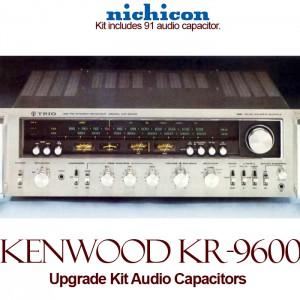 Kenwood KR-9600 Upgrade Kit Audio Capacitors