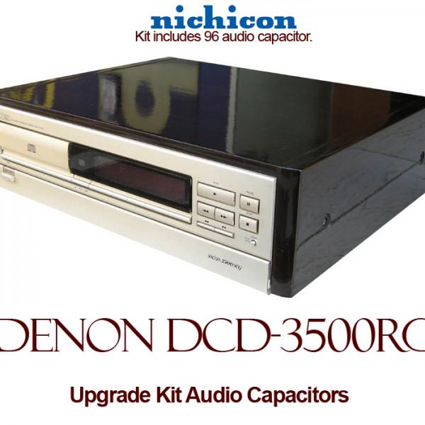 Denon DCD-3500RG Upgrade Kit Audio Capacitors