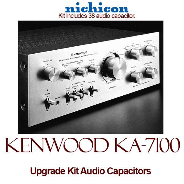 Kenwood KA-7100 Upgrade Kit Audio Capacitors