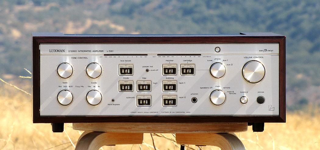 Luxman L-580