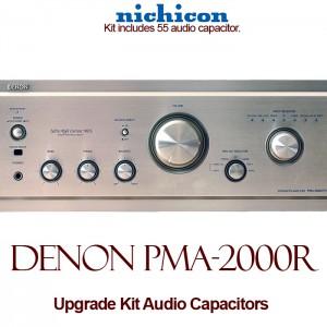 Denon PMA-2000R Upgrade Kit Audio Capacitors