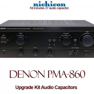 Denon PMA-860 Upgrade Kit Audio Capacitors