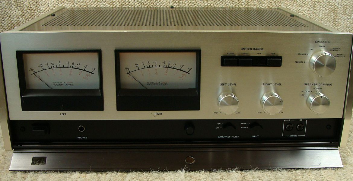 Accuphase P-250