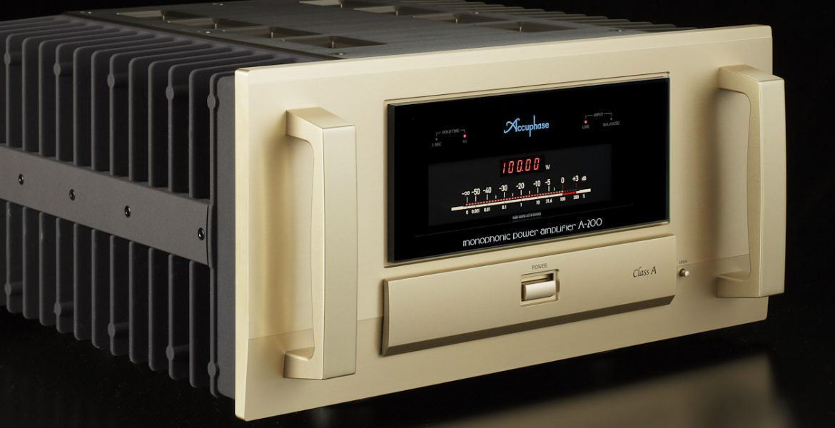Accuphase A-200