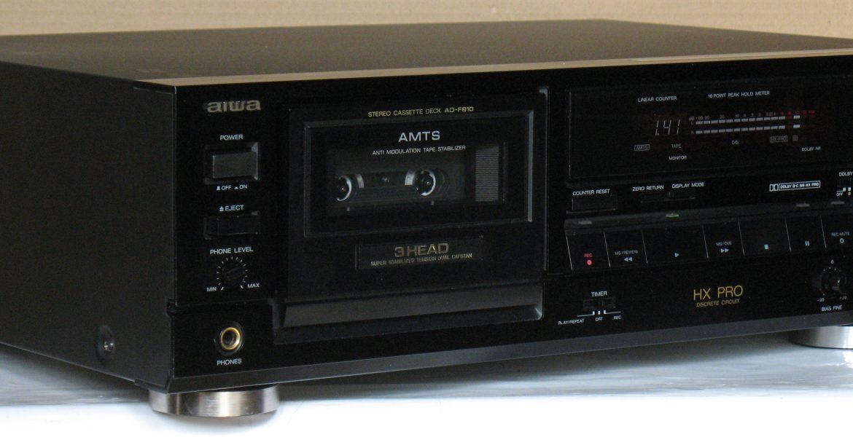 Aiwa AD-F810