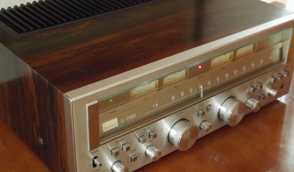 Sansui G-7500