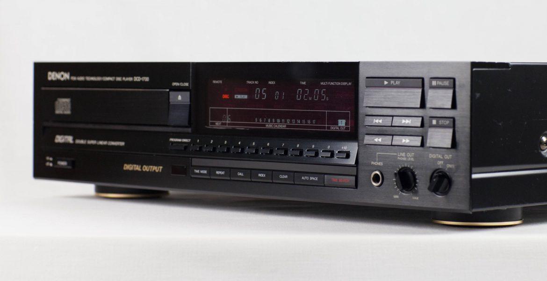 Denon DCD-1700