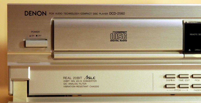 Denon DCD-2560