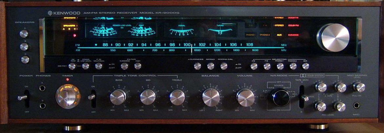 Kenwood KR-9000G