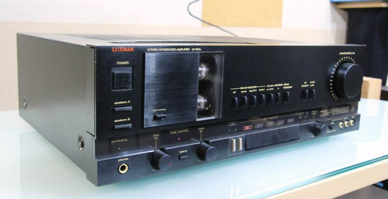 Luxman LV-107U