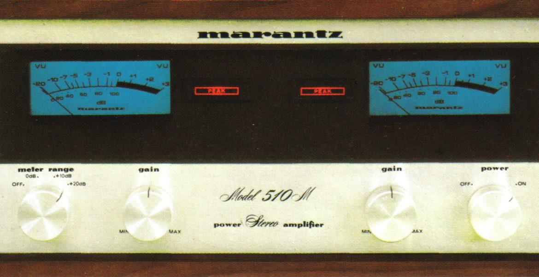 Marantz 510M