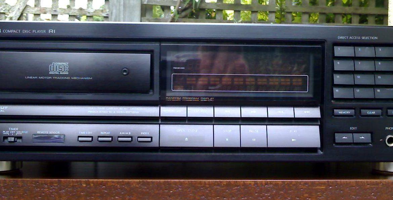 Onkyo DX-7500