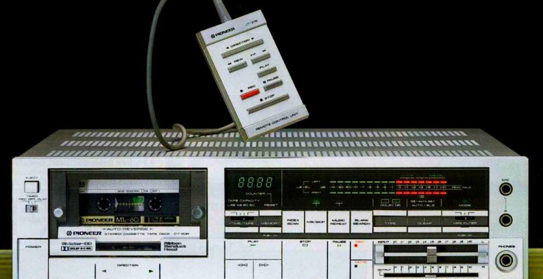 Pioneer CT-90R