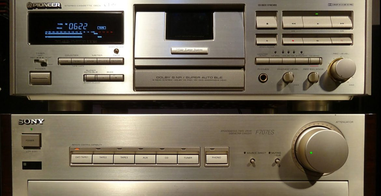 Pioneer CT-95