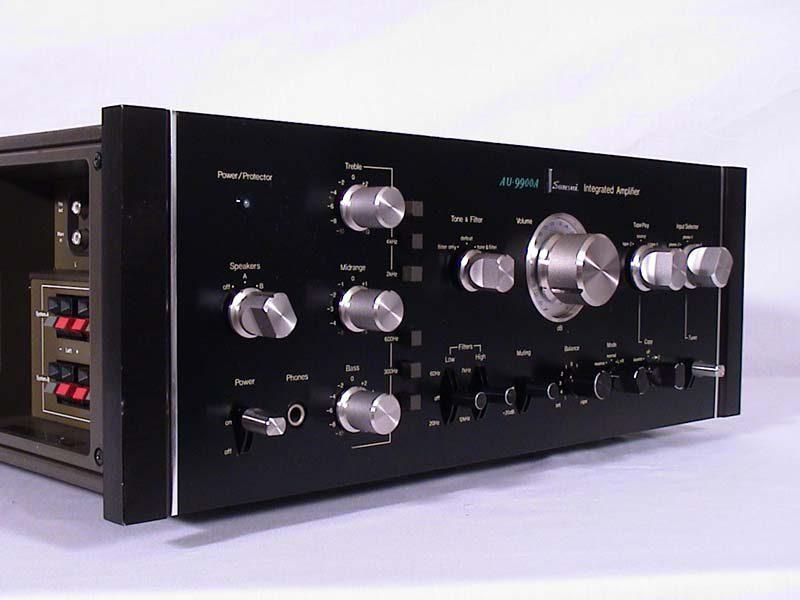 Sansui AU-9900