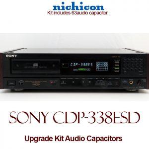 Sony CDP-338ESD