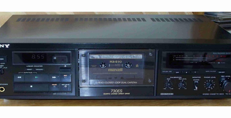 Sony TC-K730ES