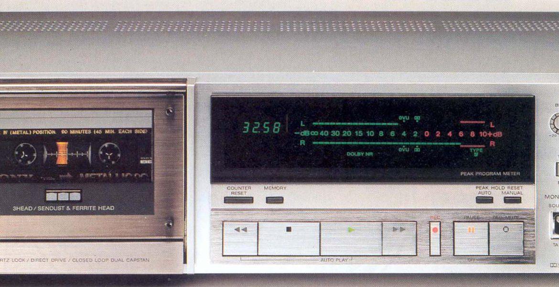 Sony TC-K777ES