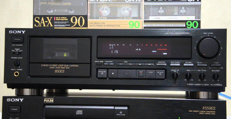 Sony TC-K870ES