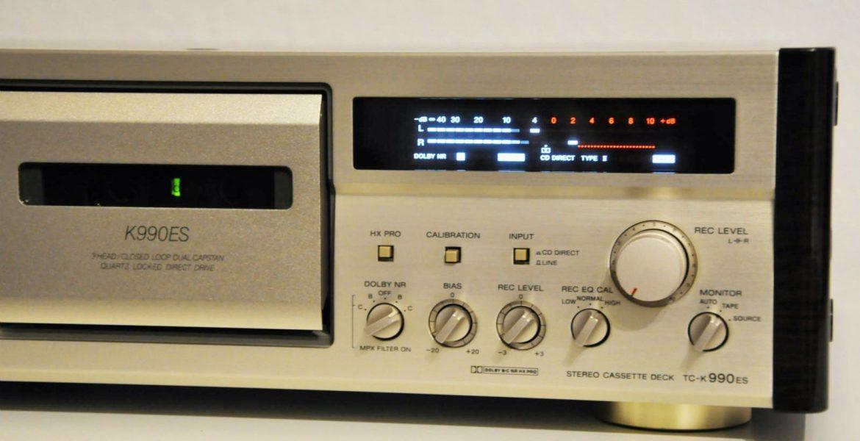 Sony TC-K990ES