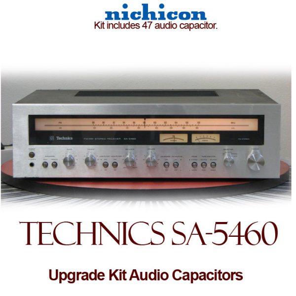 Technics SA-5460 Upgrade Kit Audio Capacitors