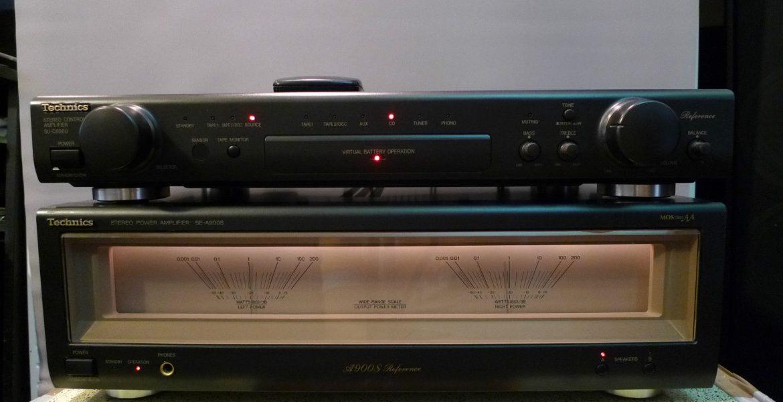 Technics SE-A909S