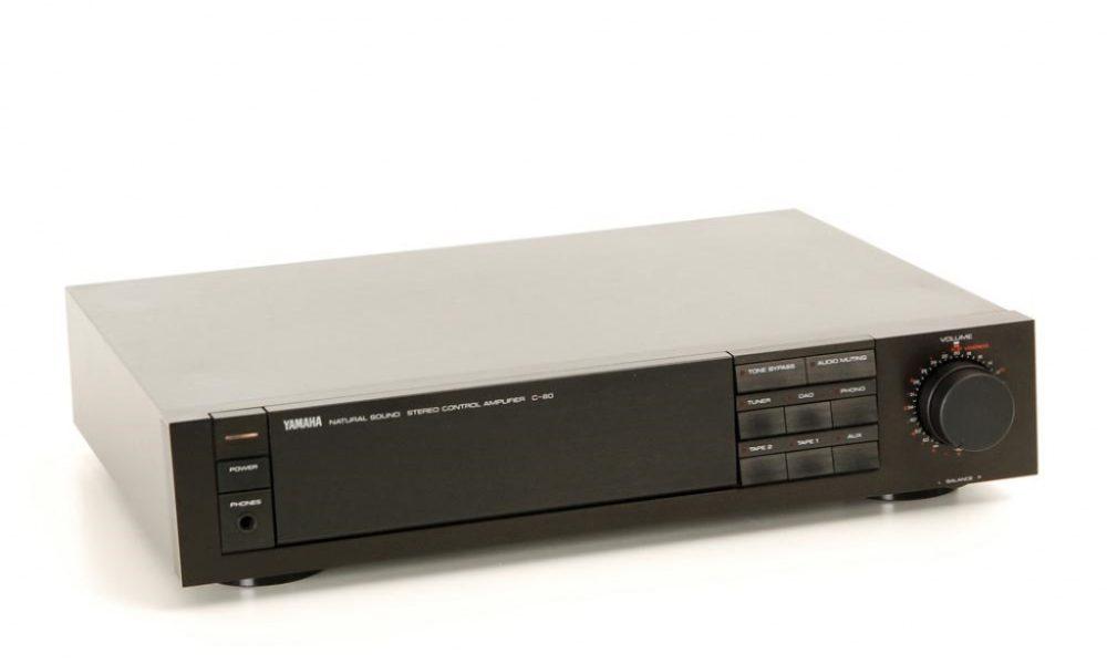 Yamaha C-80