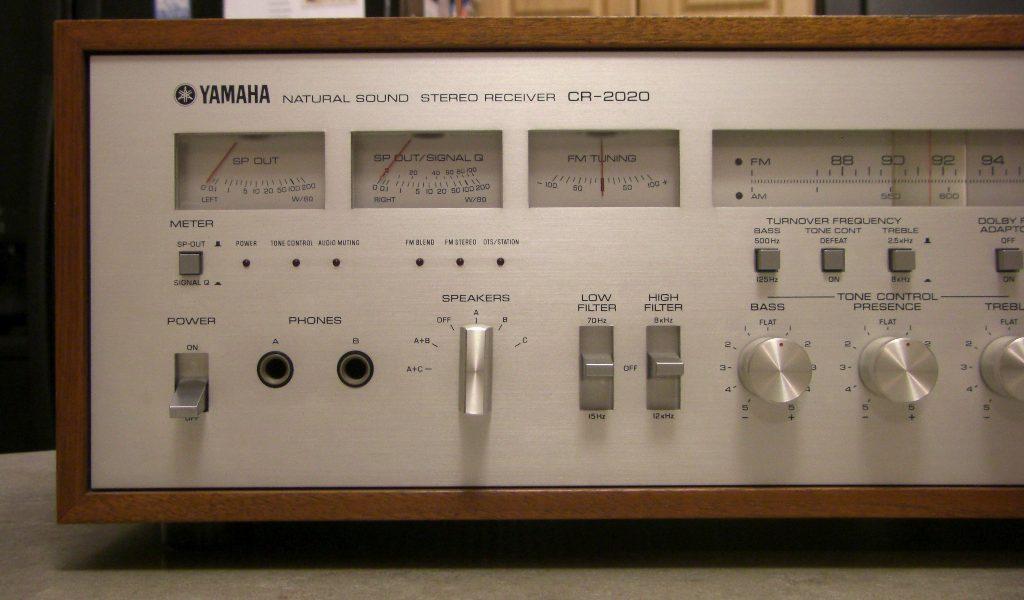 Yamaha CR-2020