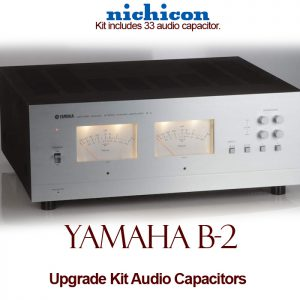 Yamaha B-2 Upgrade Kit Audio Capacitors