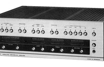 Dual CV 1500 RC