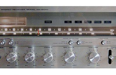 Kenwood KR-8010