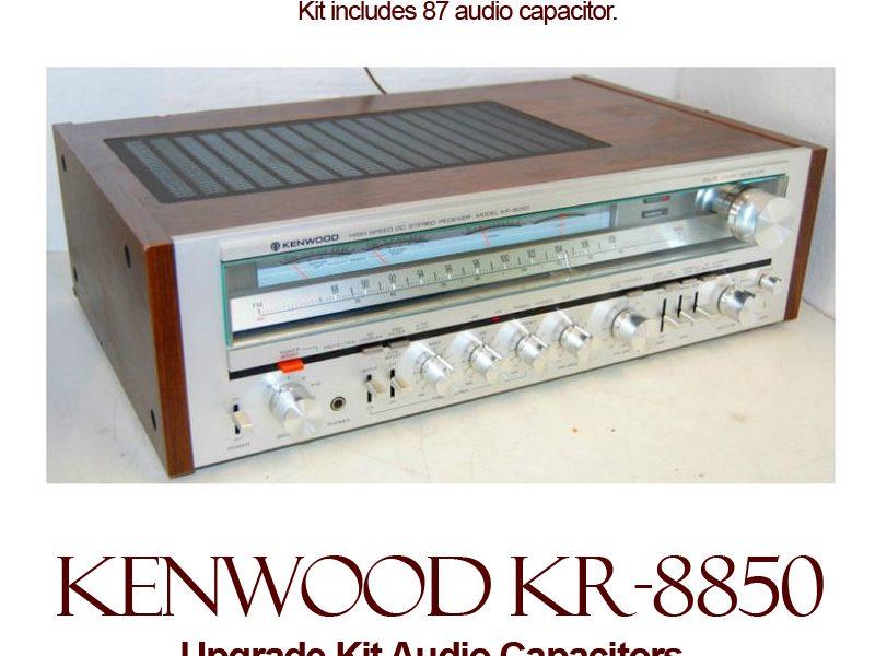 Kenwood KR-8850