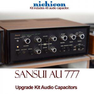 Sansui AU 777 Upgrade Kit Audio Capacitors
