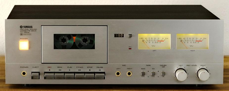 Yamaha TC-320A
