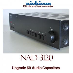 NAD 3120 Upgrade Kit Audio Capacitors