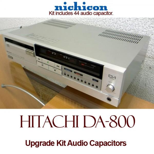 Hitachi DA-800 Upgrade Kit Audio Capacitors